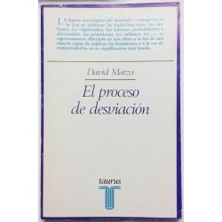 EL PROCESO DE DESVIACIÓN