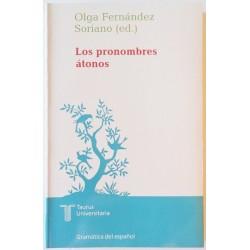 LOS PRONOMBRES ÁTONOS