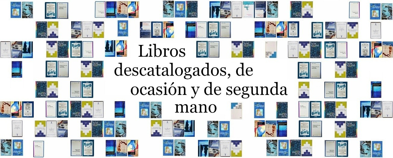 venta online de libros descatalogados
